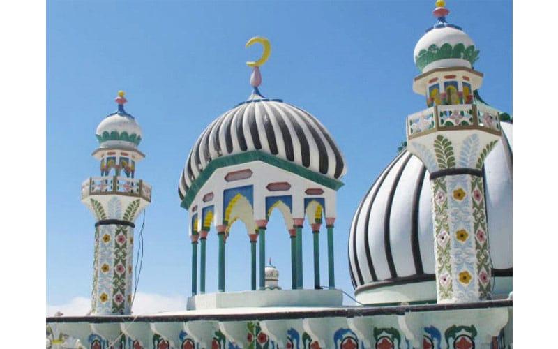 مسجد تک مناره