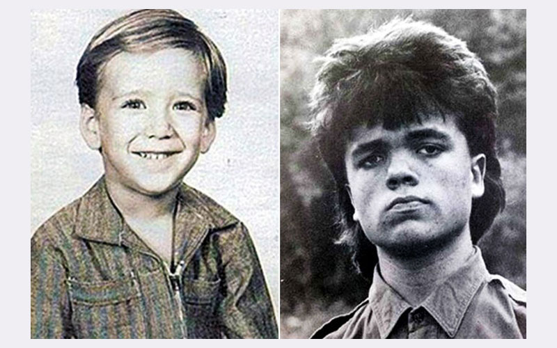 کودکی پیتر دینکلیج