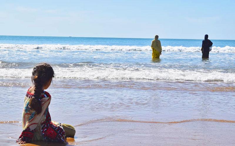 گردش ساحلی مکران