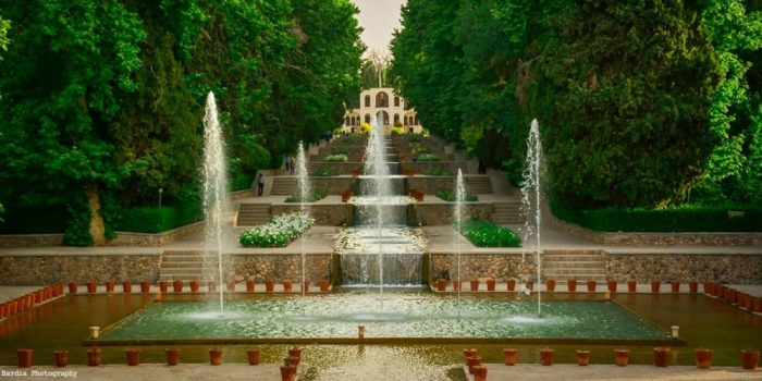 معرفی باغ شاهزاده ماهان