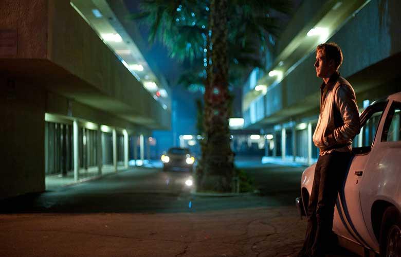 رایان گاسلینگ در فیلم drive