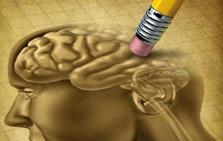 پاک کردن گذشته از ذهن