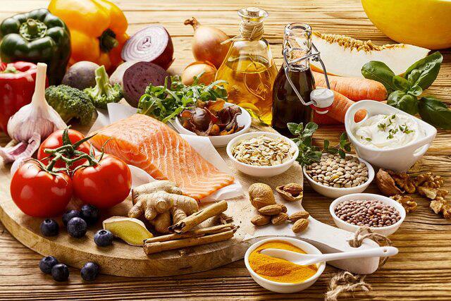 موادغذایی پروتئین دار
