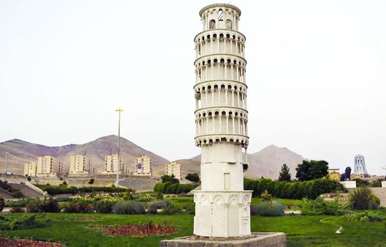 معرفی برج پیزا در ایتالیا