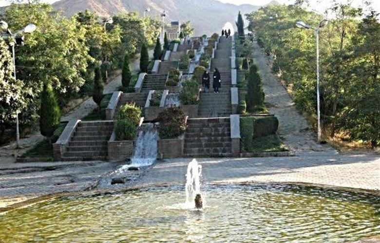 پارک سیفیه ملایر در استان همدان