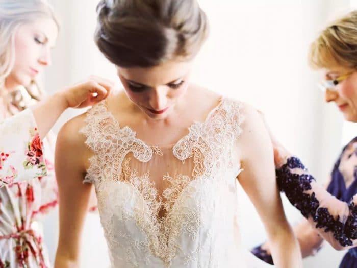 انتخاب لباس عروس رویایی