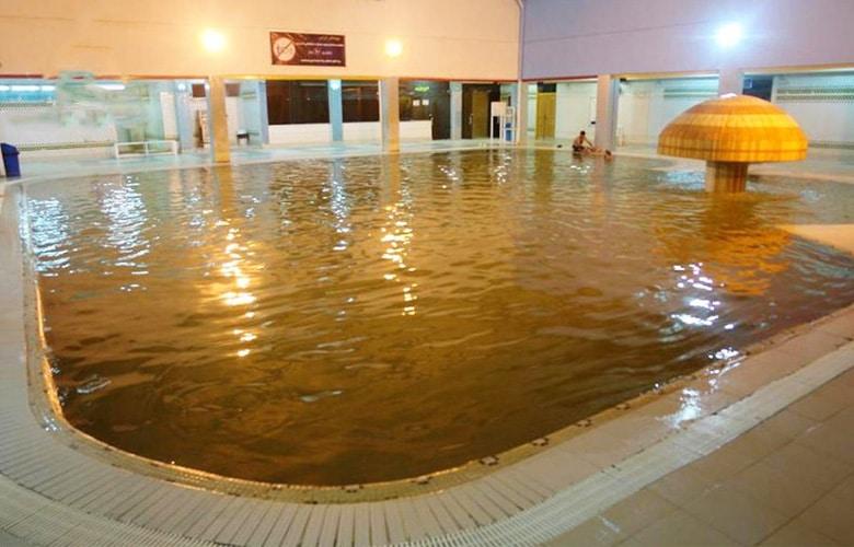 چشمه آبگرم ایستی سو