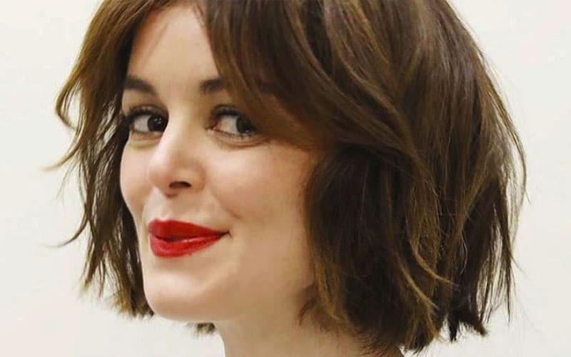 مدل موی زنانه فرنچ باب