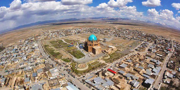 جاهای دیدنی زنجان1