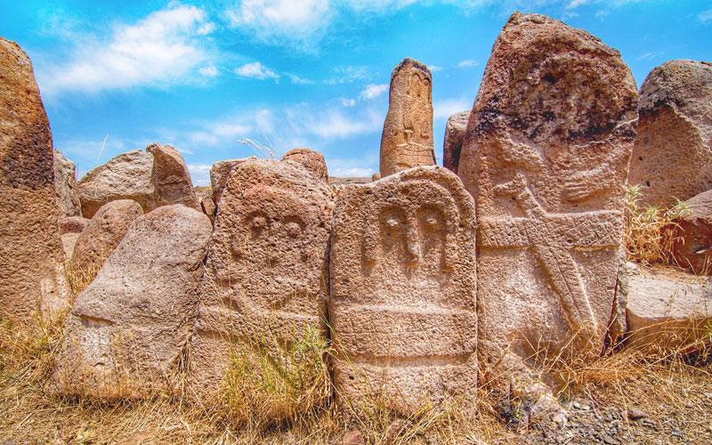 شهر یئری از جاذبه های گردشگری اردبیل