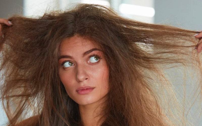 دلایل آسیب مو برای ترمیم موی آسیب دیده