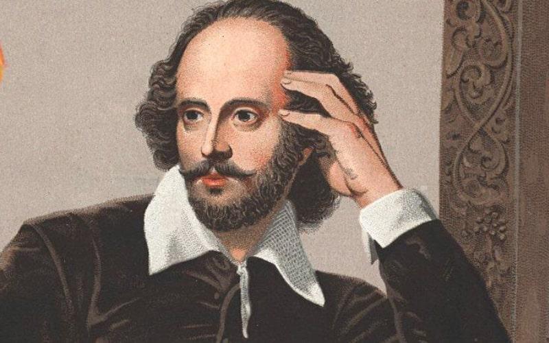 شکسپیر از افراد معروف خارجی متولد بهار