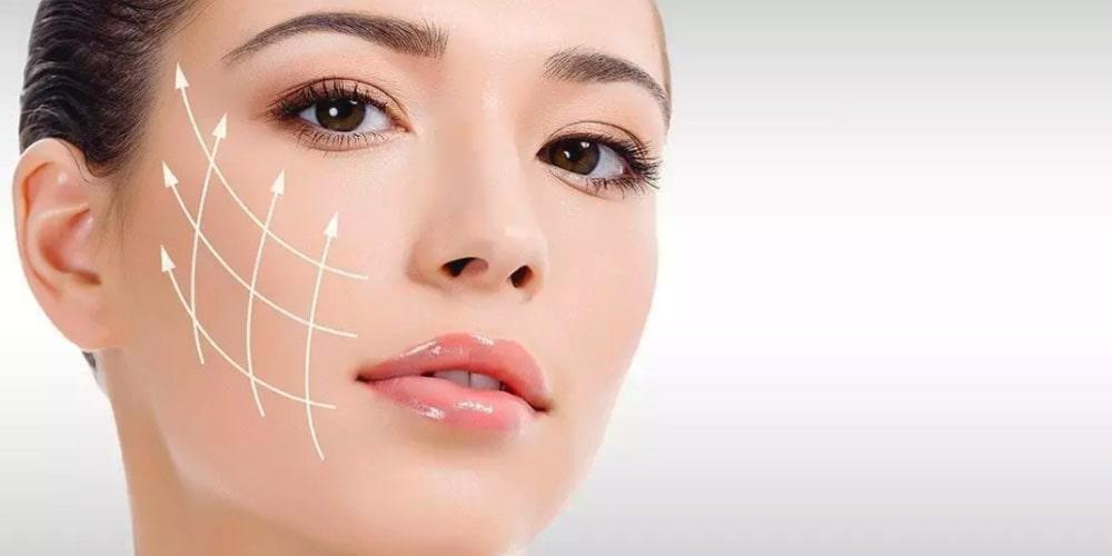 لیفتینگ یا عمل کشیدن پوست صورت