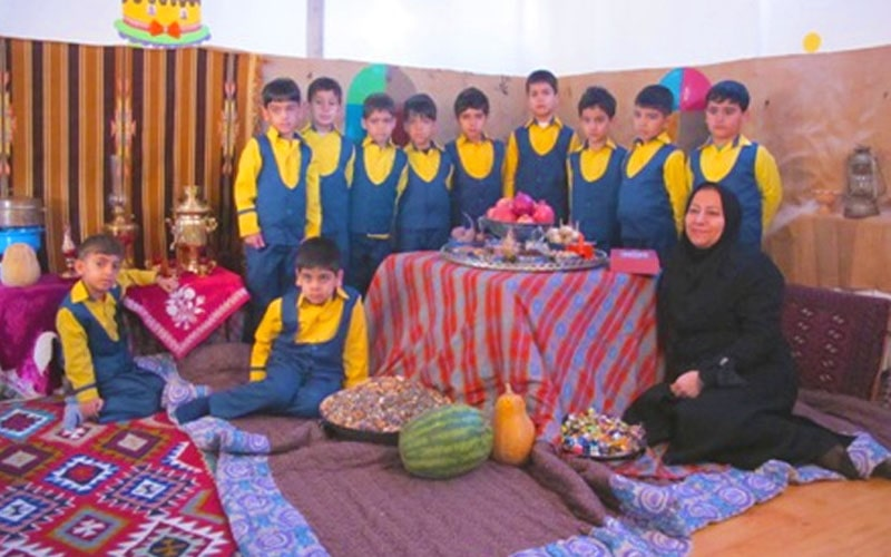 معصومه برآبادی از بهترین معلم های دنیا