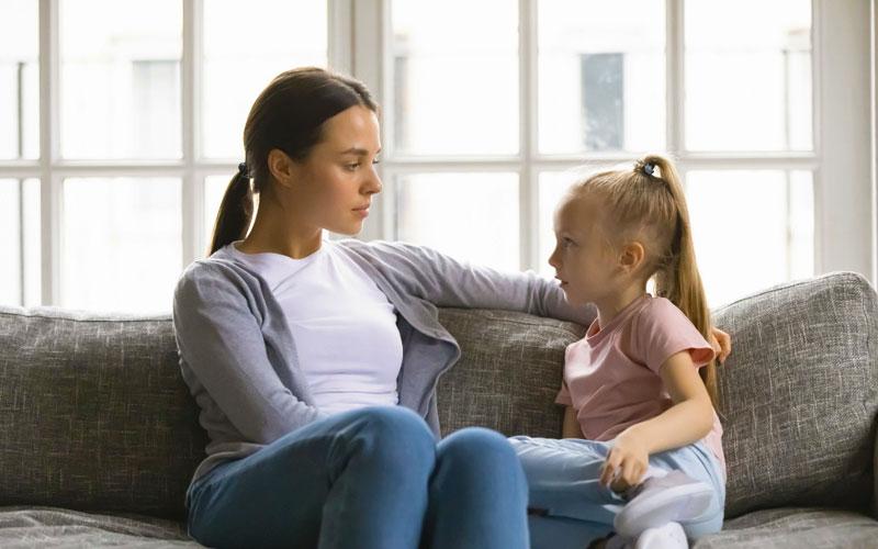 صحبت با کودکان راجع به مسائل جنسی
