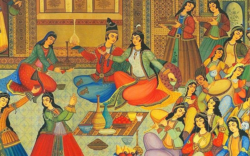 هنر نگارگری ایران از اتفاقات خوب سال 1399