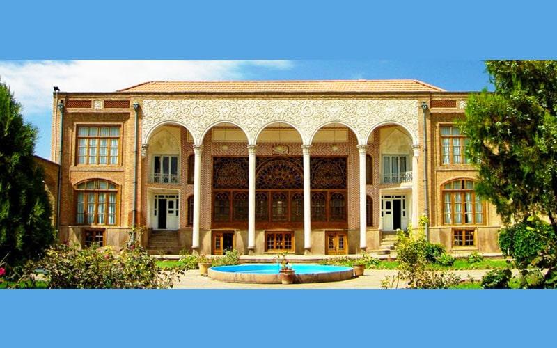 خانه بهنام از جاهای دیدنی تبریز