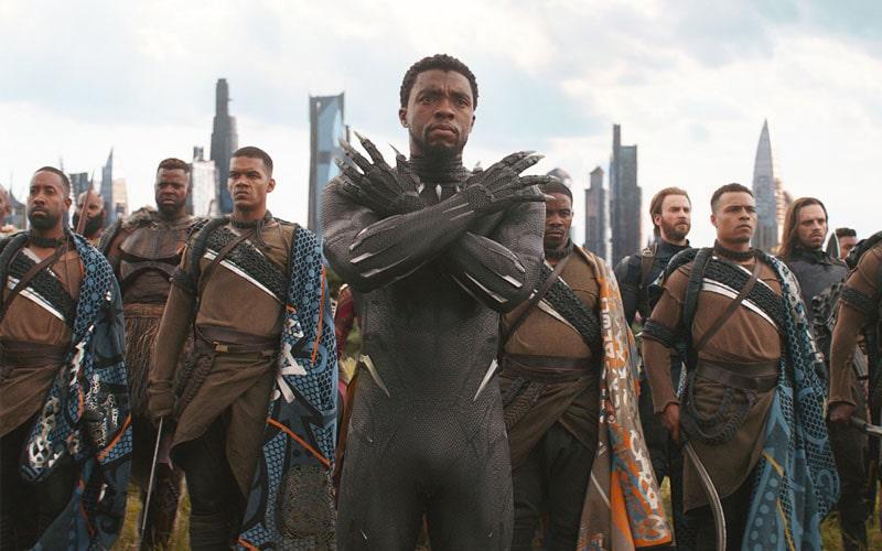 فیلم پلنگ سیاه از پرفروش ترین فیلم های دنیا