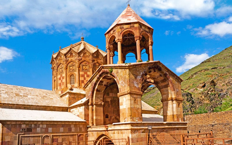 کلیسای سن استپانوس از جاهای دیدنی تبریز