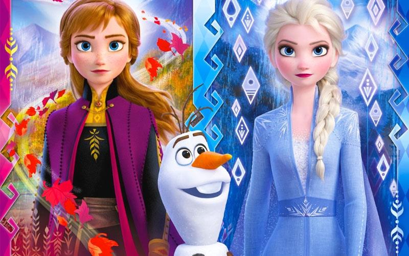 انیمیشن یخ زده از جذاب ترین انیمیشن های دنیا