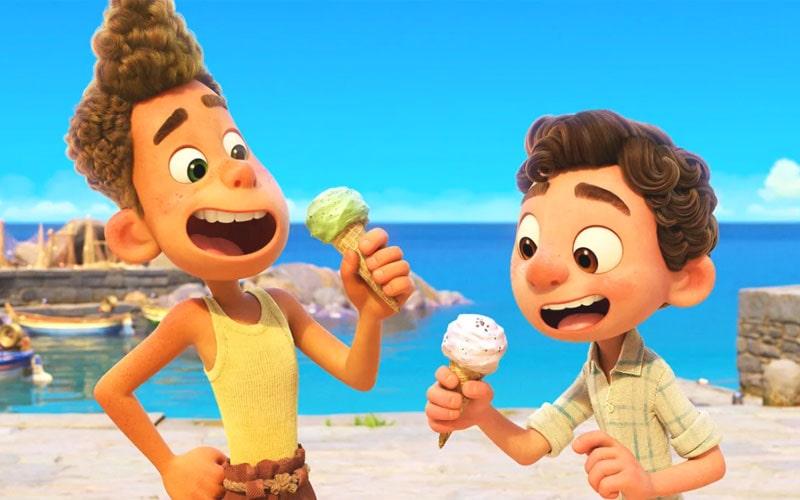 انیمیشن لوکا از جذاب ترین انیمیشن های دنیا
