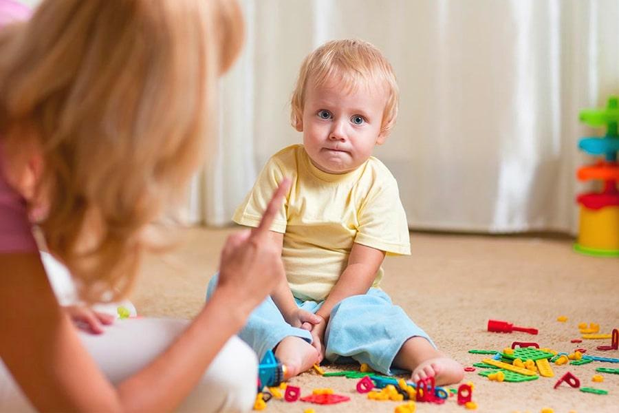 جملاتی که نباید به فرزندان گفته شود