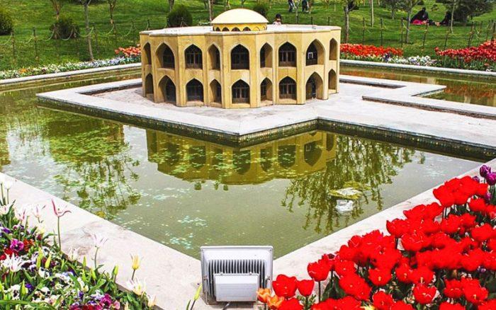پارک مینیاتور تبریز از جاهای دیدنی تبریز