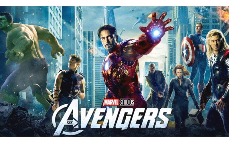 فیلم انتقام جویان (2012) از پرفروش ترین فیلم های دنیا