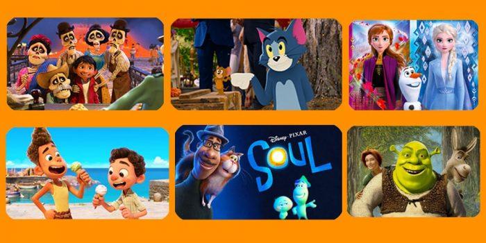 جذاب ترین انیمیشن های دنیا