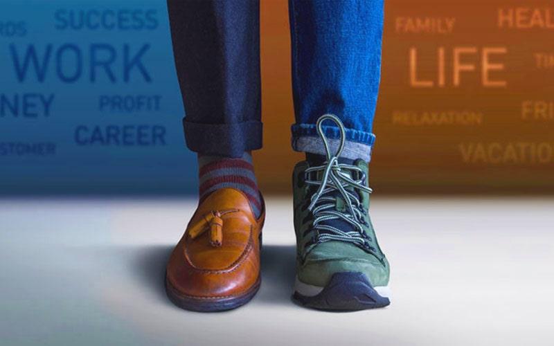 برقرارکردن تعادل بین کار و زندگی برای زندگی شاد